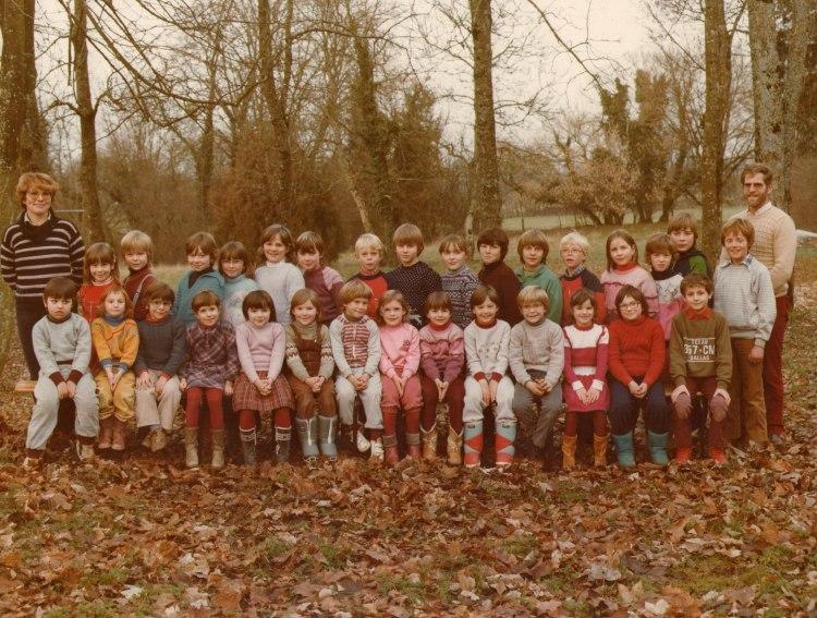 classe 1983/1984