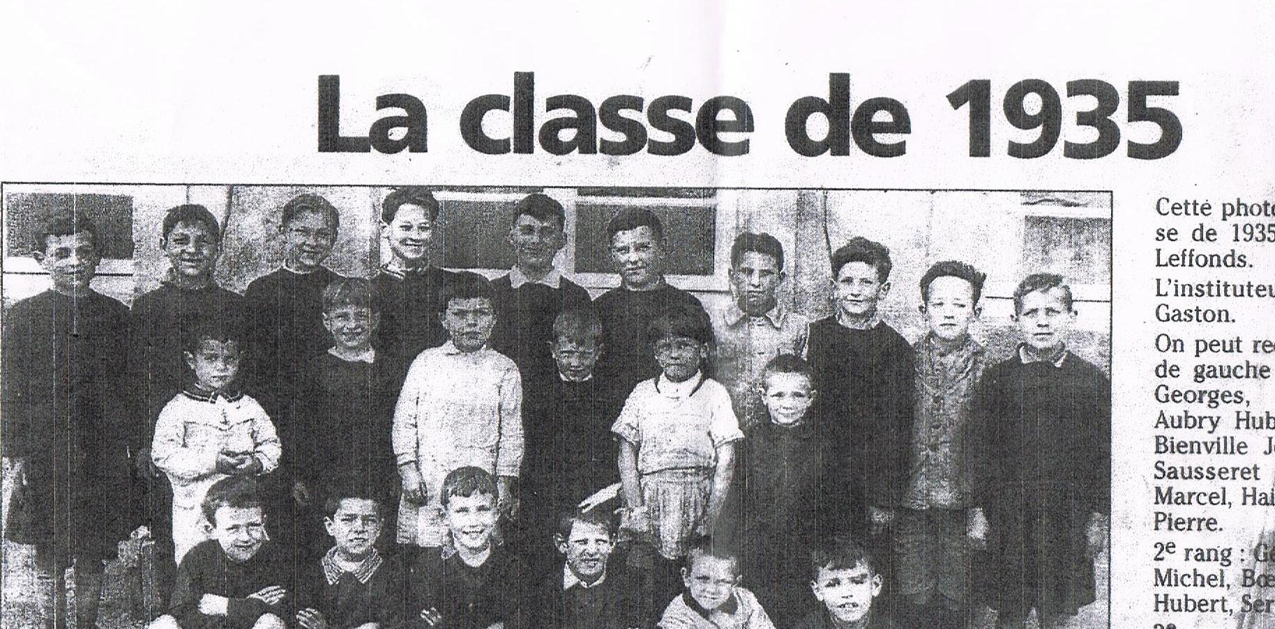 classe 1935-2