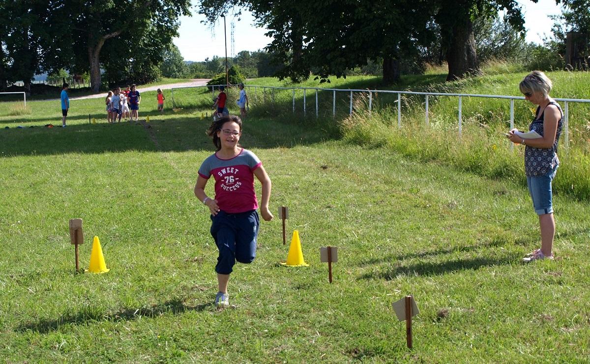 L'apprentissage de l'athlétisme